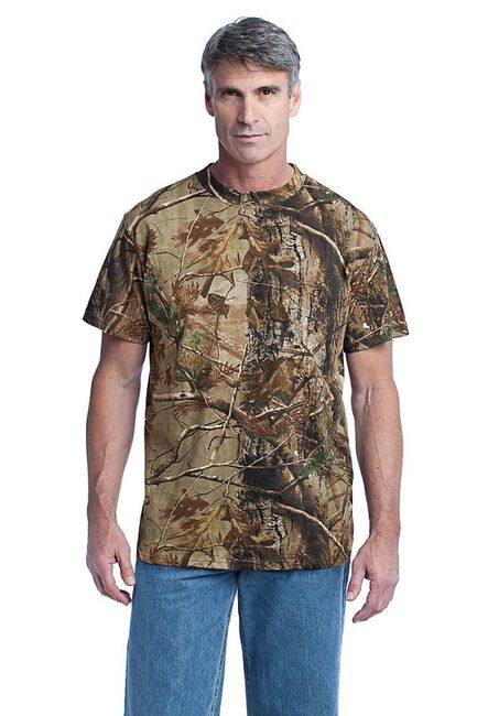 Russell Outdoors - Realtree Explorer 100% Cotton T-Shirt