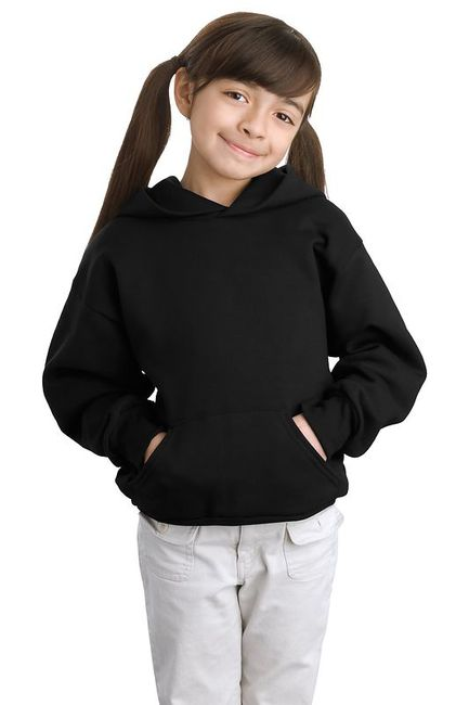 Hanes - Youth Comfortblend EcoSmart Pullover Hooded Sweatshirt