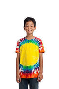 Port & Company - Youth Window Tie-Dye Tee
