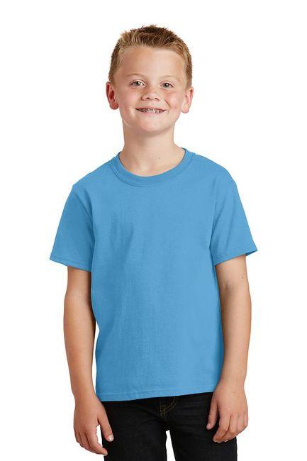 Port & Company - Youth 5.4-oz 100% Cotton T-Shirt