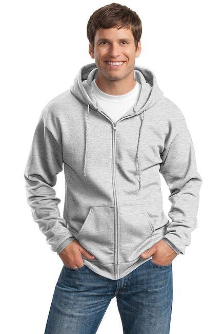Port & Company -  Ultimate Full-Zip Hooded Sweatshirt