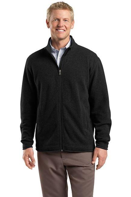 Red House - Sweater Fleece Full-Zip Jacket