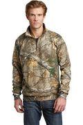 Russell Outdoors Realtree 1/4-Zip Sweatshirt