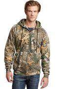 Russell Outdoors Realtree Full-Zip Hooded Sweatshirt