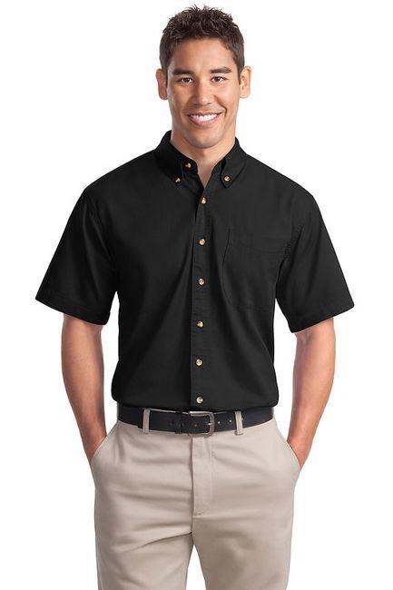 Port Authority - Short Sleeve Twill Shirt