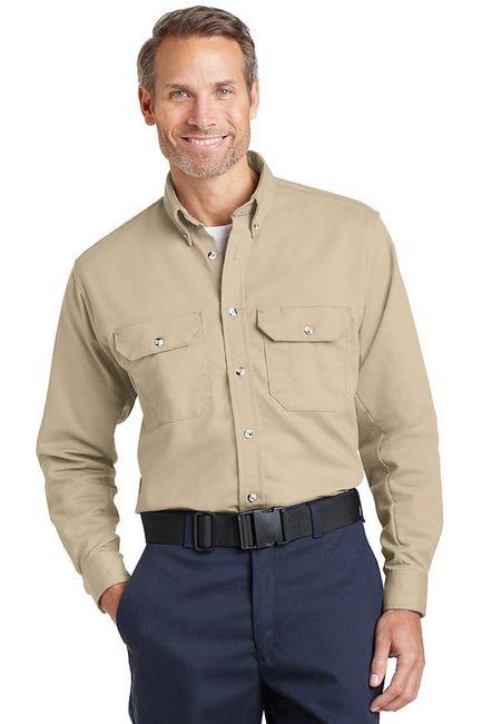 Bulwark EXCEL FR ComforTouch Dress Uniform Shirt