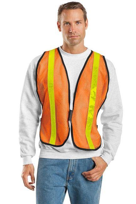 Port Authority - Mesh Safety Vest