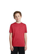 Sport-Tek Youth Heather Contender Tee