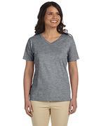 Ladies' V-Neck Premium Jersey T-Shirt
