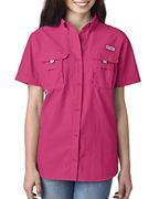 Ladies' Bahama Short-Sleeve Shirt